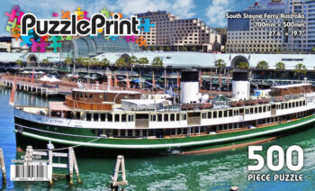 Manly Ferry Picture Puzzle